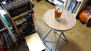 折りたたみ椅子テーブル1