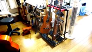 サイレントギターとスタンド